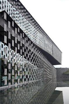 XINJIN ZHI MUSEUM by Kengo Kuma  Architects