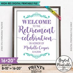 16 best retirement party images on pinterest in 2018 retirement