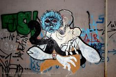 Evolucija / Stari grad #BeogradskiGrafiti #StreetArt #Graffiti #Beograd #Belgrade #Grafiti