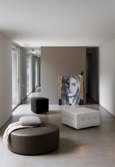 Elegant Lieblich Pouf #design #interiordesign #tondo #homedecor #comfort #dry #cubo