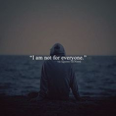 I am not for everyone. via (http://ift.tt/2iyYQwf)