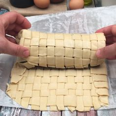 We've taken the hassle out of this classic dish to make it look and taste good easily Beef Wellington Recipe, Wellington Food, Chicken Wellington, Easy Beef Wellington, Ground Beef Wellington, Beef Dishes, Food Dishes, Mince Dishes, Twisted Recipes