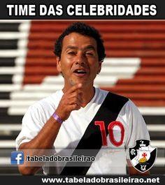 Marcos Palmeira torce pro Vasco