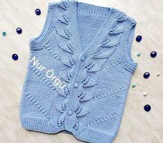 Bebek Baby Knitting Patterns, Knitting Designs, Knit Baby Dress, Baby Cardigan, Bebe Baby, Baby Boy, Little Girl Dresses, Girls Dresses, Moda Emo