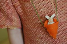 Carrot pouch.