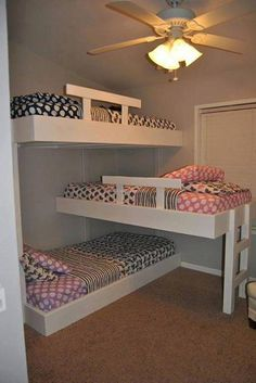 Your Kids Are Definitely Going To Love The Place With Bunk Bed Ideas Because They