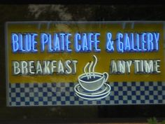 Famous cafe on Court Square