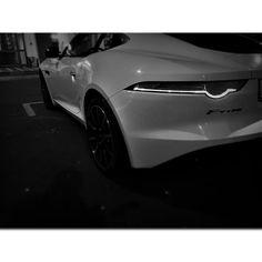 #RiccardoPozzoli Riccardo Pozzoli: Good night. #beast #ftype #mytype #eye #britlove #carporn @jaguaritalia