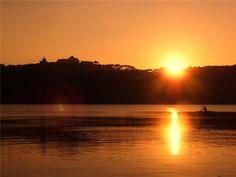 E fra tutti i posti del mondo questo è senz'altro uno dei miei preferiti  #castelgandolfo #lago