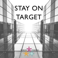 """STAY ON TARGET"" ~ Gold Leader @starwars #StarWars Link to #ThrowStarfish #Podcast #Episodes on our profile. #Quote"