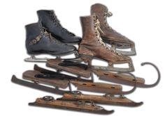 §§§ : Victorian and Edwardian era skates