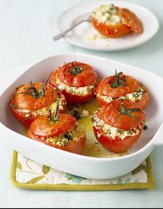 Tomates farcies au Thermomix pour 6 personnes - Recettes Elle à Table - Elle à Table