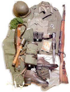 Private, Volksgrenadier Division, Italy/Greece, 1944