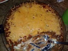 weight watchers recipe cheesy bean dip