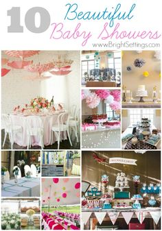 baby shower decorations, baby shower ideas, shower inspir, nest shower, babi shower