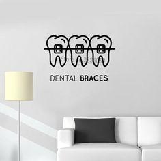 Dentist Logo, Dentist Clinic, Clinic Logo, Dental Office Decor, Dental Office Design, Office Lamp, Dental Humor, Dental Hygienist, Dental Implants