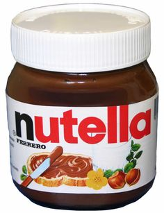 Nutella.  I am obsessed with it now that I have realized that it is NOT Vegemite.