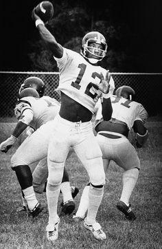 Many legendary HBCU quarterbacks paved way for current success of Black  signal callers. Grayson · Doug Williams e73164d1f
