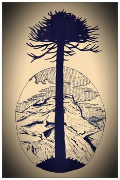 I´m Randir, a Chilean History Teacher and Illustrator, welcome to my digital Gallery. Cat Outline Tattoo, Tinta Tattoo, New Tattoos, Cool Tattoos, Cthulhu Tattoo, Piercing Tattoo, Bookbinding, Tree Art, String Art