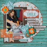 A Project by charran359 from our Scrapbooking Gallery originally submitted 03/21/12 at 09:44 AM