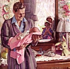 Your First Baby (Harry Anderson)