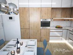 Návrh kuchyne Svet vôní, pohľad na kuchynskú trúbu Kitchen Cabinets, Storage, Furniture, Home Decor, Purse Storage, Decoration Home, Room Decor, Cabinets, Larger