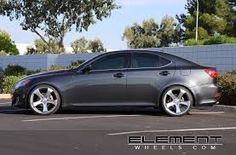Image Result For Lexus IS350 Wheels On A Lexus IS 300