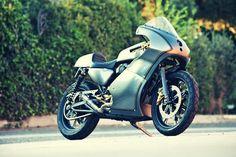 The Racester Sportster by Roland Sands Design - via Silodrome
