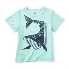 Whale Then Graphic Tee | There are dozens of different species of whales that live in the waters surrounding the Australian coastline. We think that's colossally cool.