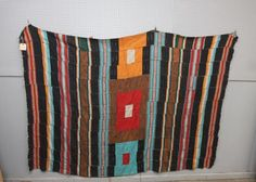WEDDING BLANKET. Fulani people, Mali/Niger.