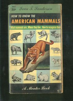 Field Guide Mammals