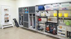 Garage Wall Storage Ideas - Makipera.com