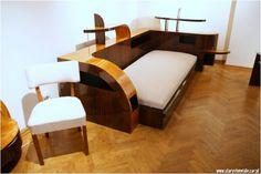 meble Art Deco, antyki