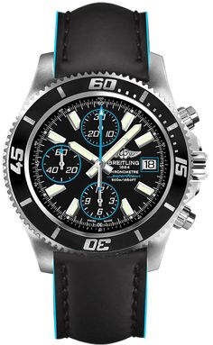 A1334102/BA83 NEW BREITLING SUPEROCEAN CHRONOGRAPH II MENS WATCH FOR SALEIN STOCK- Click to View Dads