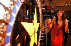 Tamara Taylor Photos Photos - Actress Tamara Taylor spins the charity wheel during the FOX Fall Eco-Casino party held at Area on September 2007 in Los Angeles, California. Taylor Fox, Maxim Roy, Tamara Taylor, Casino Party, Charity, Actresses, Formal Dresses, Fall, September