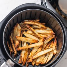 Homemade Air Fried French Fries in the Air Fryer Air Fry French Fries, Crispy French Fries, French Fries Recipe, Homemade Fries, Homemade French Fries, Homemade Recipe, Air Fryer Fries, Philips Air Fryer, Air Frier Recipes