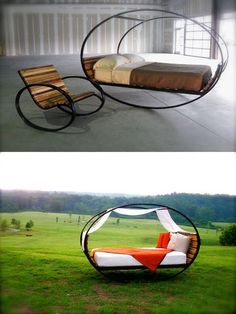 Modern furniture designers tend to create vivid multifunctional and space-saving furniture pieces which can also be easily transformed into something else. For example a bed that can be turned into a sofa a chair or a pouf depending on your needs. Modern Industrial Furniture, Mid Century Modern Furniture, Unique Furniture, Rustic Furniture, Diy Furniture, Bedroom Furniture, Furniture Design, Furniture Buyers, Furniture Dolly