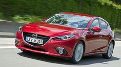 Neuer Gegner für Golf 7: Mazda3 im Test – Es ist nicht alles Golf, was glänzt