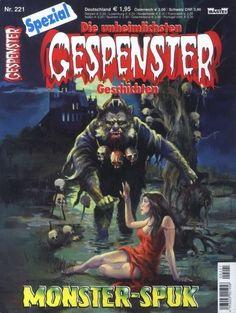 Gespenster Geschichten Spezial #221 - Monster-Spuk