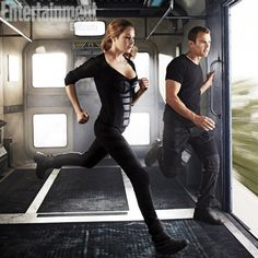 divergent movie pictures | Divergent' movie first look: Tris and Four united! EW cover story ...