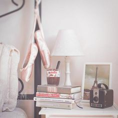 vintage, still life, dance, nutella, vintage camera, books