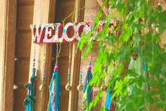 Outdoor welcome sign-front door decor-front door decoration- front door sign - hanging welcome sign-Front Porch Decor-…
