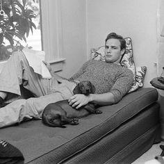 life:  Marlon Brando