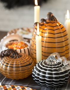 Glass pumpkins are completely on trend for fall and halloween this year! Make sure you check out Celebrate the Home to get your hands on some of the best, top quality glass pumpkins! Glass Pumpkins, Mini Pumpkins, Fall Pumpkins, Pumpkin Jack, Little Pumpkin, Pumpkin Cocktail, Guest Towels, Cocktail Napkins, Tips