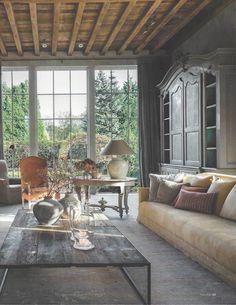 Belgian designer Evelyn Moreels