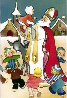 The miraculous story of St. Nicholas' birth.