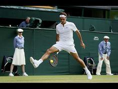 Federer's Top 10 Tweeners