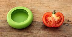 Food Huggers houden je gesneden groente en fruit vers