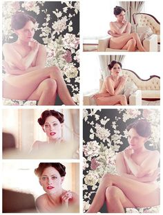 Kate: What are you going to wear? Irene Adler: My battle dress. Kate: Lucky boy.  Sherlock (BBC).  Lara Pulver.