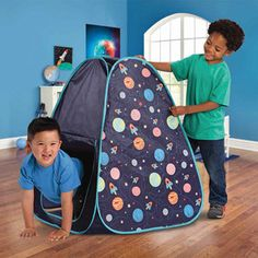Discovery Kids Space Explorer Pop-Up Tent